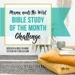 12 Fantastic Bible Study Systems for busy moms